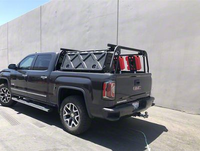 Leitner Designs Active Cargo System Bed Rack (07-18 Sierra 1500 w/ Short Box)
