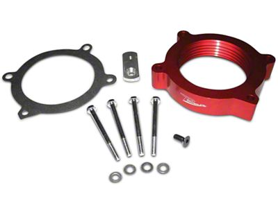 Airaid PowerAid Throttle Body Spacer (07-13 4.8L, 5.3L, 6.2L, 07-12 6.0L Sierra 1500)