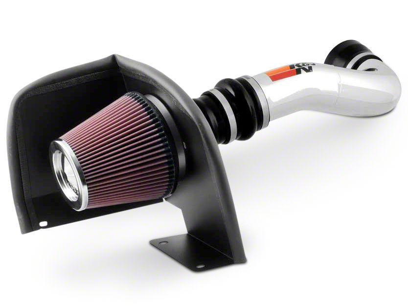 K&N Series 77 High Flow Performance Cold Air Intake (09-13 4.8L Sierra 1500)
