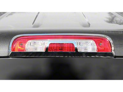 Chrome Third Brake Light Cover (14-15 Sierra 1500)