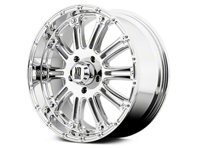 XD Hoss Chrome 6-Lug Wheel - 17x9 (07-18 Sierra 1500)