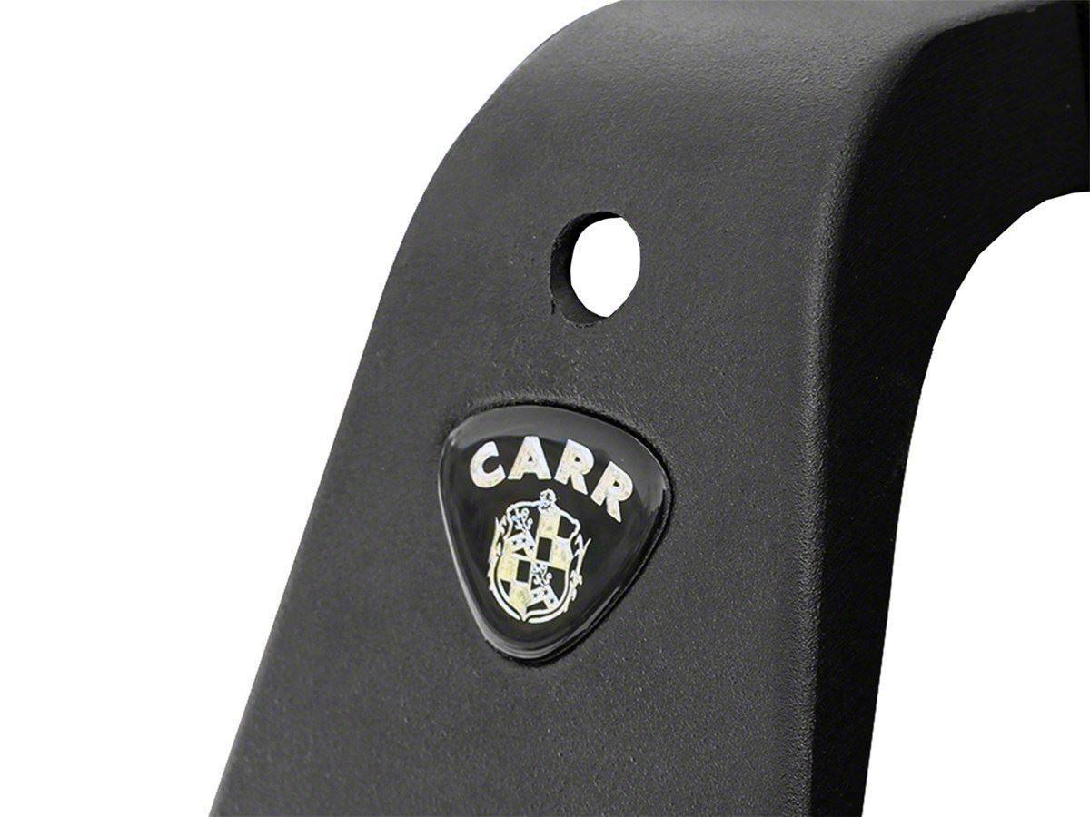 Carr Deluxe Light Bar - Black (07-19 Sierra 1500)