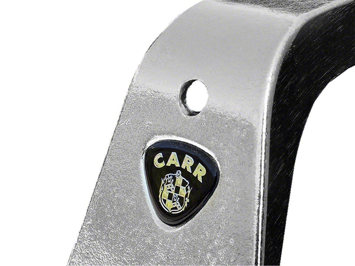 Carr Deluxe Rota Light Bar - Polished (07-18 Sierra 1500)