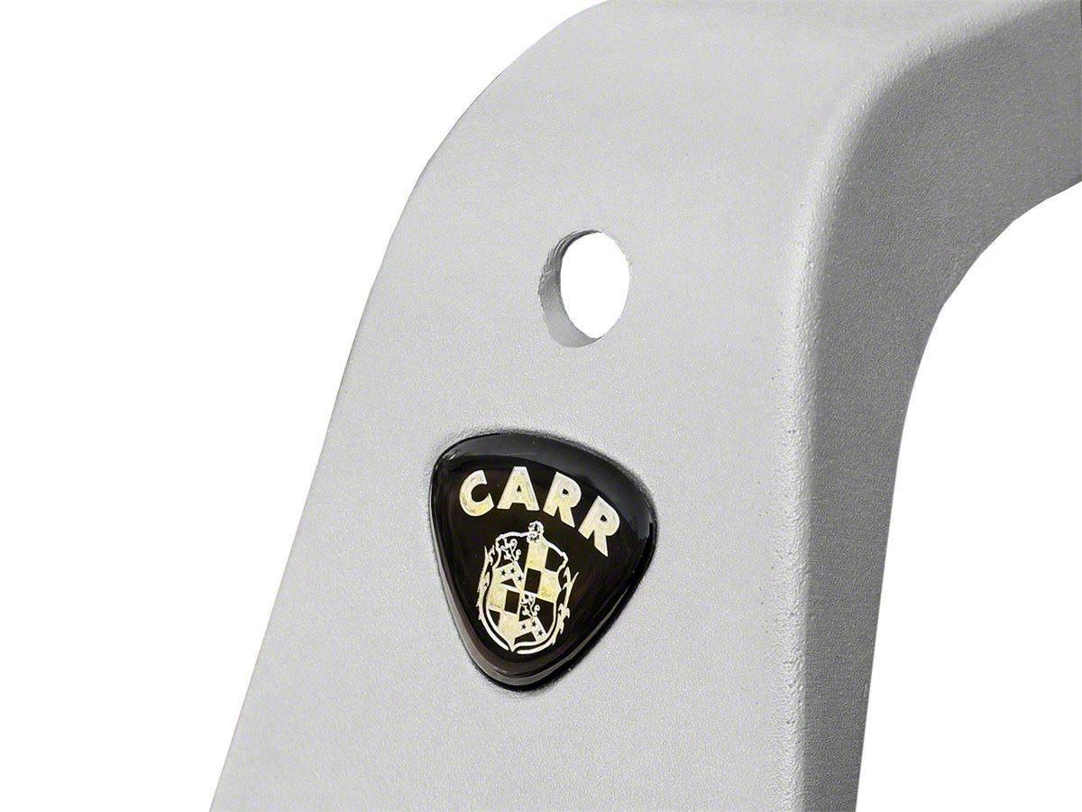 Carr Deluxe Rota Light Bar - Titanium Silver (07-18 Sierra 1500)