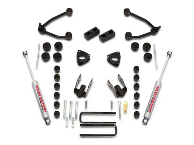 Rough Country 4.75 in. Suspension & Body Lift Kit (07-13 2WD Sierra 1500)