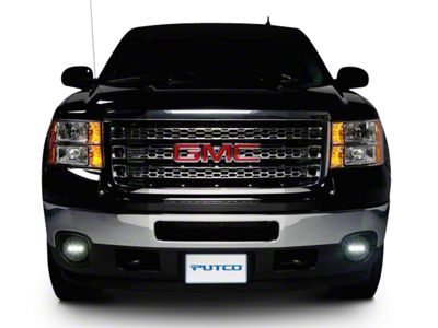 Luminix LED Fog Lights - Pair (07-13 Sierra 1500)