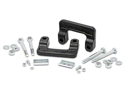 Rough Country 2 in. MagneRide Leveling Lift Kit (14-18 2WD/4WD Sierra 1500 Denali)