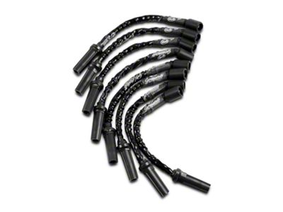 GMS High Performance Ignition Wires - High Temp Black (07-13 4.8L, 5.3L, 6.0L Sierra 1500)