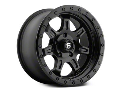 Fuel Wheels JM2 Matte Black 6-Lug Wheel - 17x8.5 (07-18 Sierra 1500)