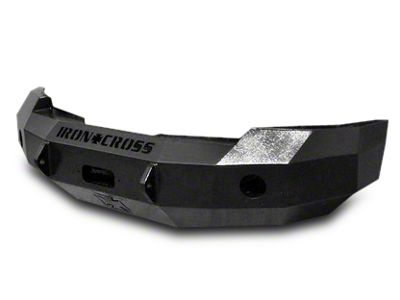 Iron Cross HD Push Bar Front Bumper (14-15 Sierra 1500)