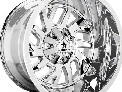 RBP 65R Glock Chrome 6-Lug Wheel - 22x14 (07-19 Sierra 1500)