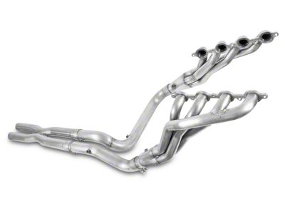 Stainless Works 1-7/8 in. Headers w/ Off-Road X-Pipe - Performance Connect (14-18 5.3L, 6.2L Sierra 1500)