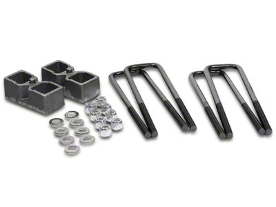 Daystar 2 in. Rear Lift Blocks (07-13 2WD/4WD Sierra 1500)