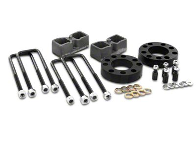 Daystar 2 in. Suspension Lift Kit (07-13 2WD/4WD Sierra 1500)