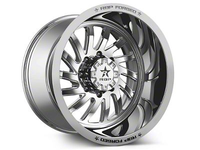 RBP 78R Uzi Chrome 6-Lug Wheel - 20x9 (07-18 Sierra 1500)