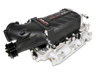 SLP 1900 TVS 520 HP Supercharger Kit (14-18 5.3L Sierra 1500)