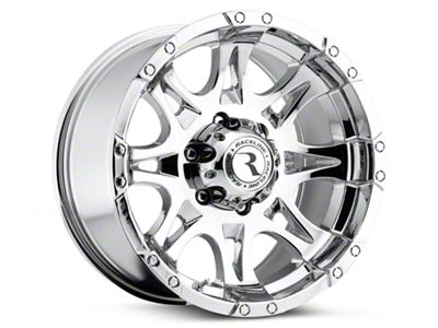 Raceline Raptor Chrome 6-Lug Wheel - 20x9 (07-18 Sierra 1500)