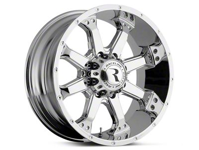 Raceline Assault Chrome 6-Lug Wheel - 20x9 (07-18 Sierra 1500)