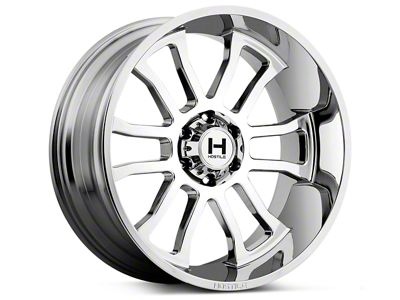 Hostile Gauntlet Armor Plated 6-Lug Wheel - 20x9 (07-18 Sierra 1500)