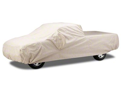 Covercraft Deluxe Custom Fit Truck Cover - Taupe (07-18 Sierra 1500)
