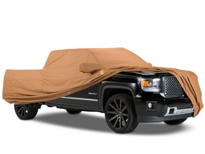Covercraft Ultratect Custom Fit Truck Cover - Carhartt Brown (07-18 Sierra 1500)