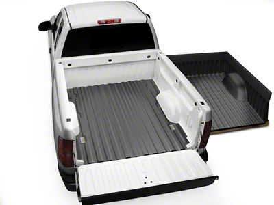Weathertech UnderLiner Bed Liner - Black (07-13 Sierra 1500)
