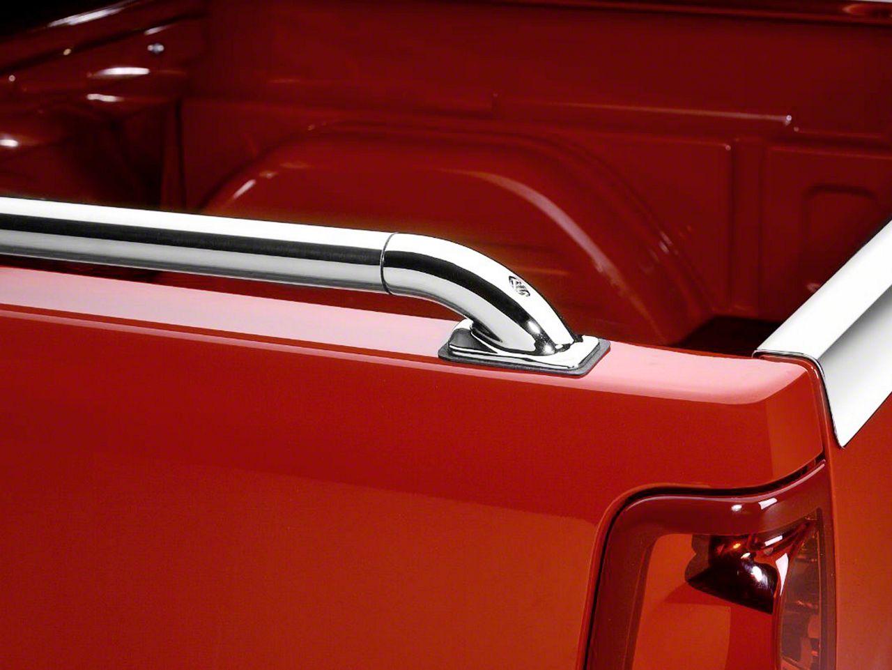 Putco SSR Locker Side Bed Rails (14-18 Sierra 1500)
