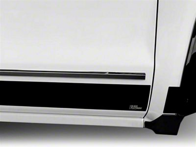 Putco Black Platinum Rocker Panels (14-18 Sierra 1500)