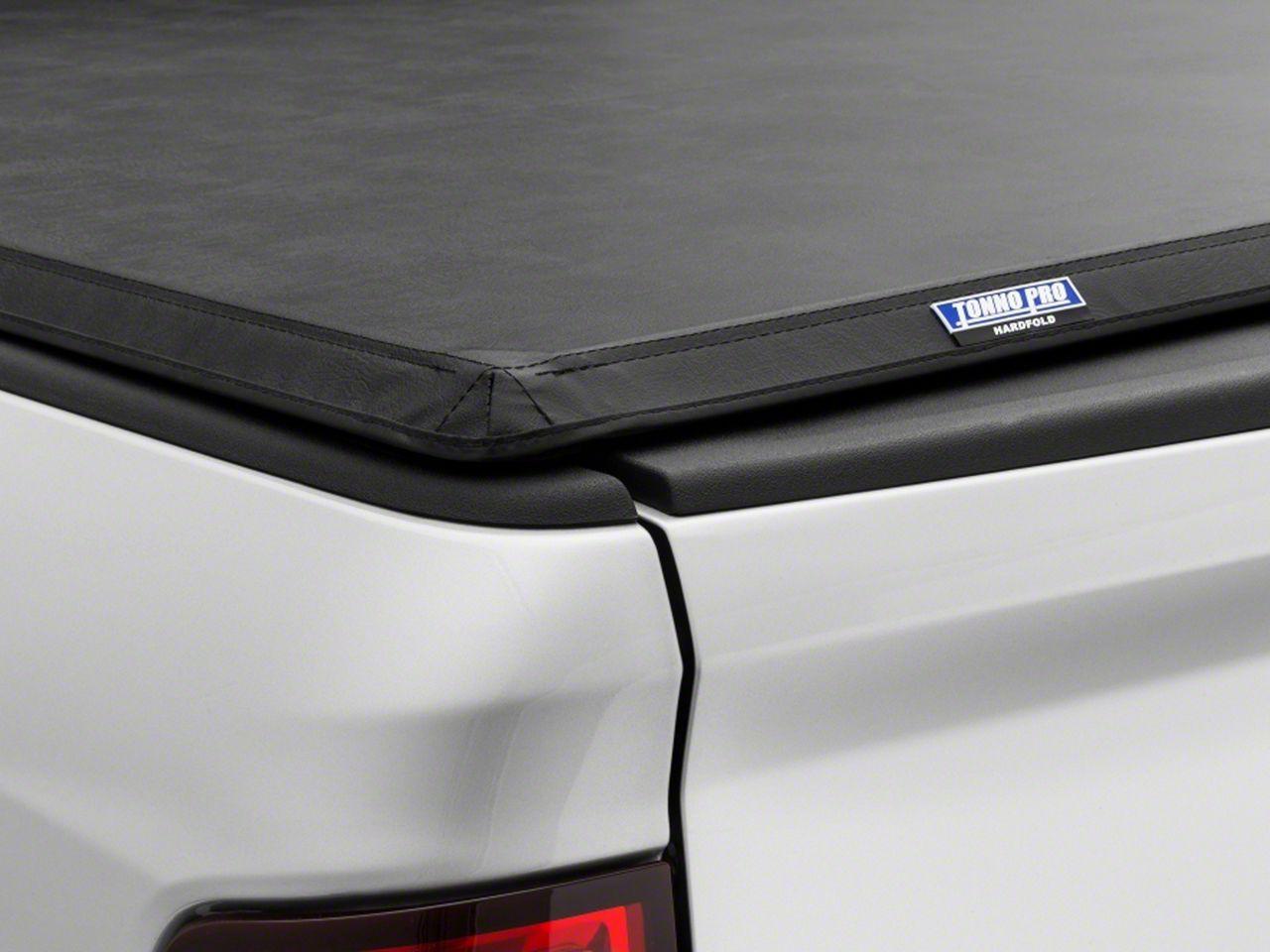 Tonno Pro Hard Fold Tonneau Cover (14-18 Sierra 1500)