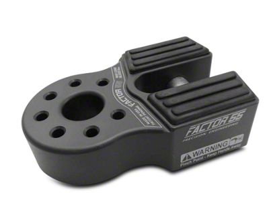 Factor 55 FlatLink - Gray (07-18 Sierra 1500)