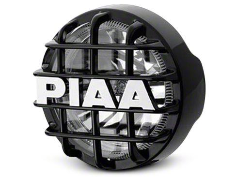 PIAA 510 Series 4 in. Round Xtreme White SMR Light - Fog Beam (07-19 Sierra 1500)