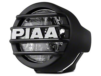 PIAA LP530 3.5 in. Round LED Light - Fog Beam