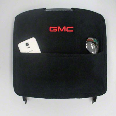 Seat Armour Center Console Cover w/ GMC Logo (07-13 Sierra 1500)