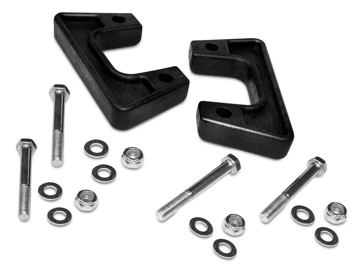 SuperLift 2 in. Front Leveling Kit (07-18 2WD/4WD Sierra 1500, Excluding 14-18 Denali)