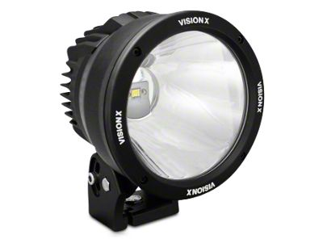 Vision X 6.7 in. LED Cannon - 2,500 ft. Range - Spot Beam - Single