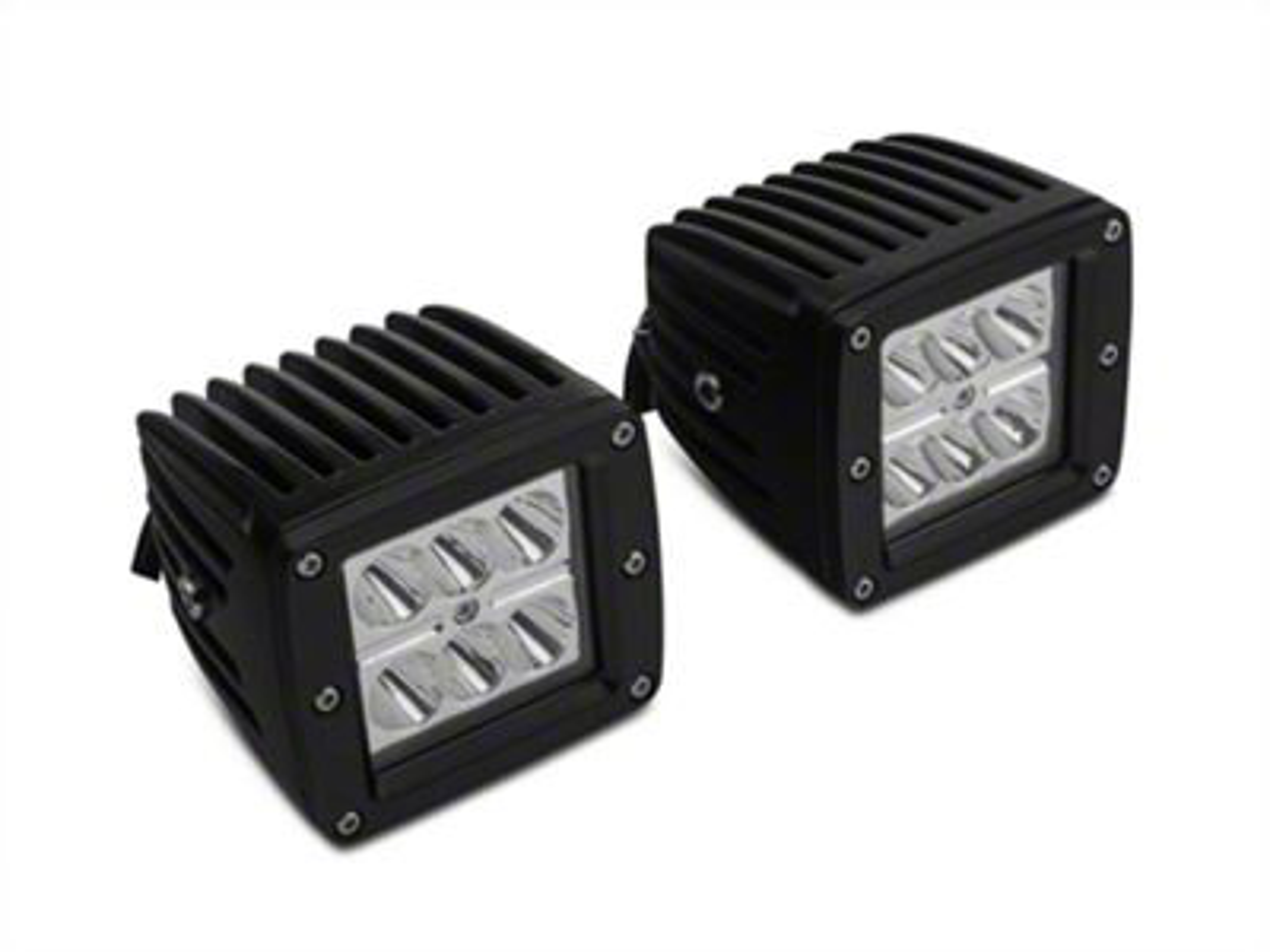 Raxiom Auxiliary/Backup Light Kit (07-19 Sierra 1500)
