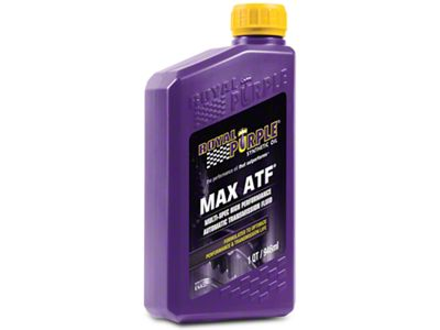 Royal Purple Max ATF Transmission Fluid