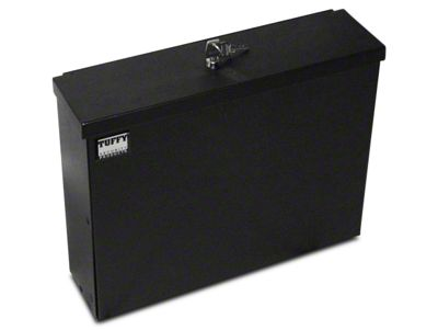 Tuffy Laptop Computer Security Lockbox (07-18 Sierra 1500)