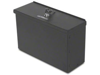 Tuffy Compact Security Lockbox (07-19 Sierra 1500)