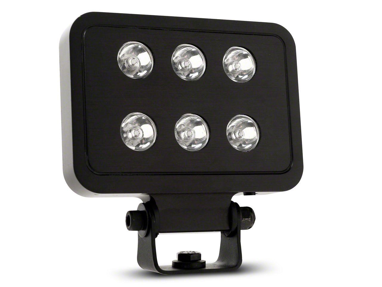 4 in. Luminix High Power Block LED Light
