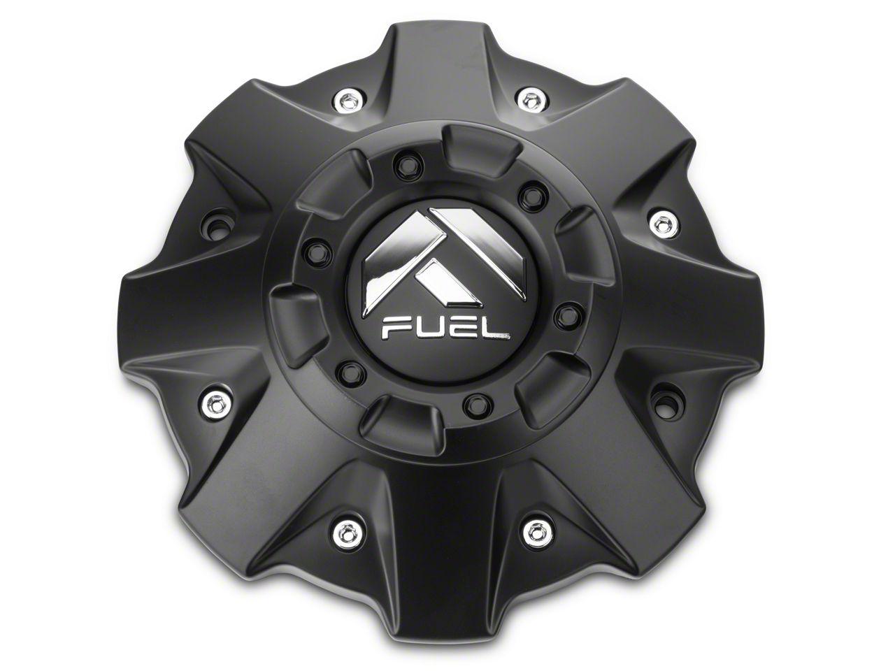 Fuel Wheels Black Center Cap (07-18 Sierra 1500)