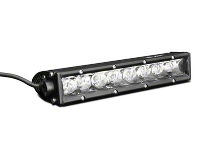 DV8 Off-Road 10 in. SL8 Slim Series LED Light Bar - Spot Beam