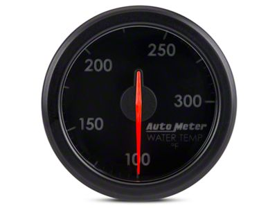 Auto Meter AirDrive Water Temperature Gauge (07-18 Sierra 1500)