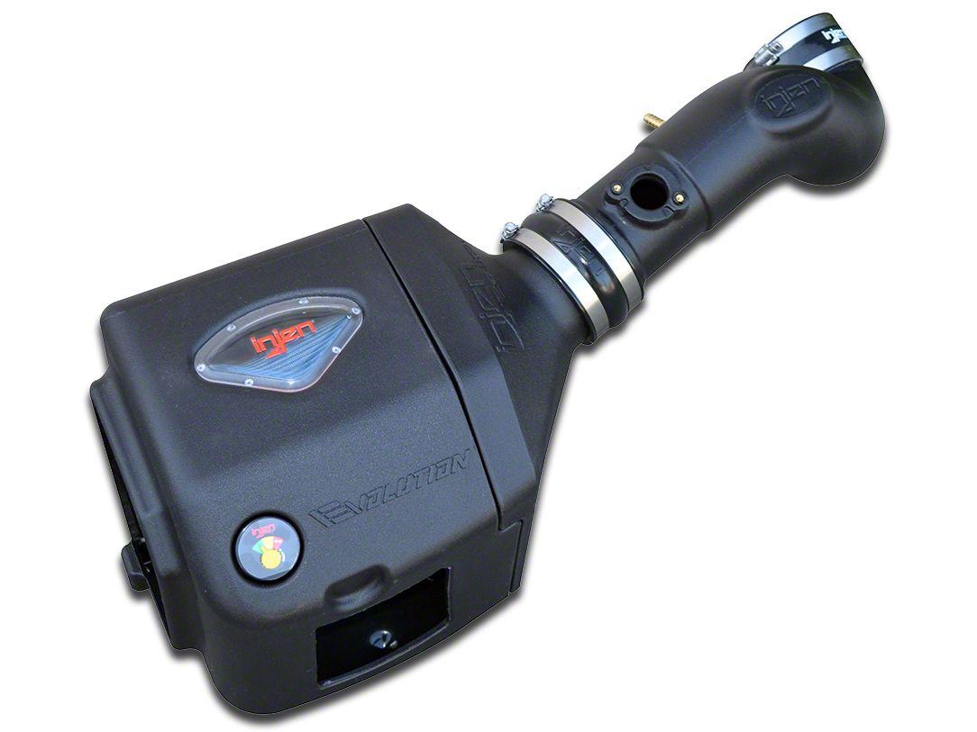 Injen Evolution Cold Air Intake (09-13 6.0L Sierra 1500, Excluding Hybrid)