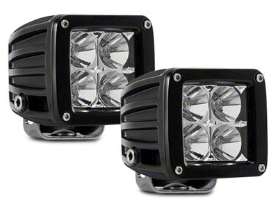 Black Horse Off Road 3 in. LED Dually Cube Light