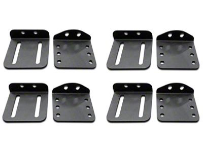 Addictive Desert Designs Hard Top Pivot Roof Mount Kit for MaxRax Roof Rack (07-19 Sierra 1500)