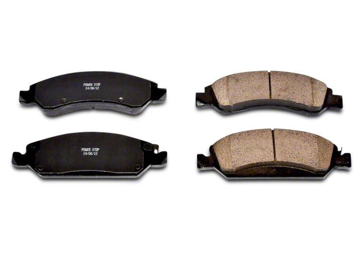 Power Stop Z16 Evolution Clean Ride Ceramic Brake Pads - Front Pair (07-18 Sierra 1500)