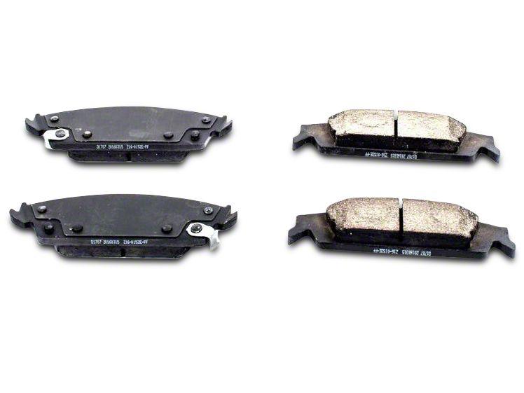 Power Stop Z16 Evolution Clean Ride Ceramic Brake Pads - Rear Pair (14-18 Sierra 1500)