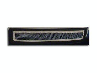 T-REX Upper Class Series Lower Bumper Mesh Grille Insert - Polished (07-13 Sierra 1500)
