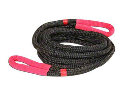 Rugged Ridge 7/8 in. x 30 ft. Kinetic Recovery Rope - 7,500 lb. Limit